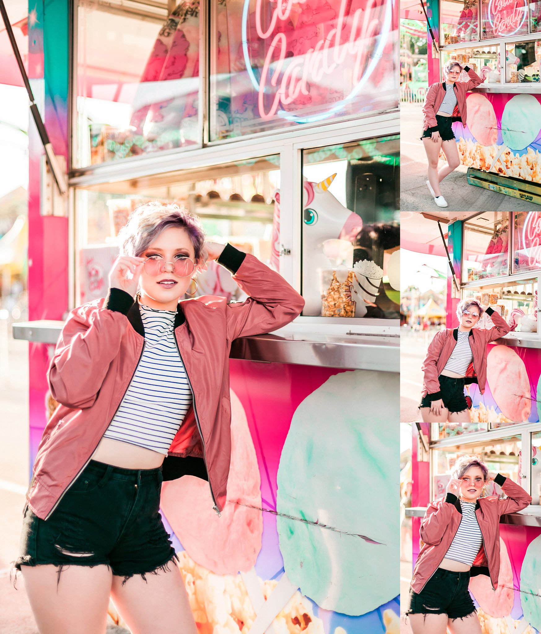 Olivia|Senior Rep 2020|Carnival Session
